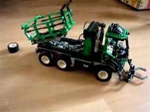 Lego Technic Camion : lego technic camion code pilote truck bare code youtube ~ Nature-et-papiers.com Idées de Décoration