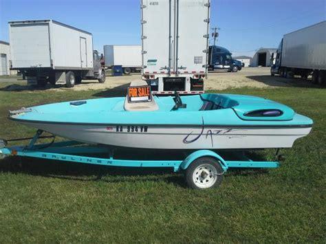 Jet Boat Jazz by 1991 Bayliner Jazz Jet Boat Nex Tech Classifieds