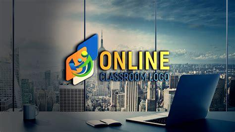 class logo design  psd template