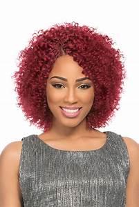 Sensationnel 100% Remi Human Hair Crochet Braids Berry ...