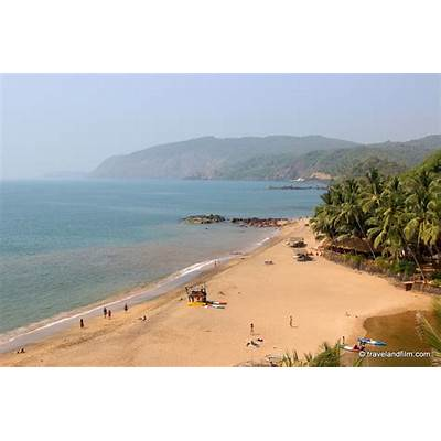 Top 10 most beautiful beaches in Goa - TRAVEL AND FILM