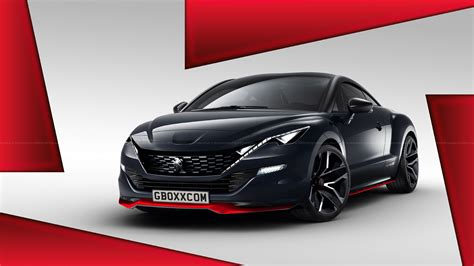 Peugeot Coupe by We D To See A New Peugeot Rcz But Sadly It Won T