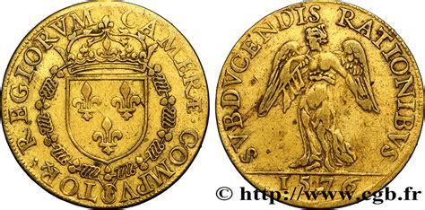chambre des comptes chambre des comptes du roi henri iii 1576 fjt 06521 jetons