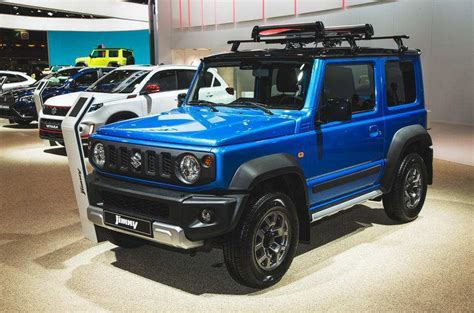 Review Suzuki Jimny by Suzuki Jimny 2019 Interior Car Review Car Review