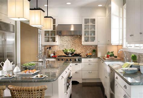 White Kitchen Ideas For Small Kitchens - transitional kitchen design bilotta ny
