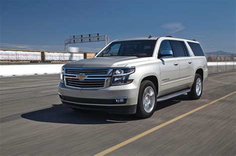 Chevrolet Suburban Reviews And Rating