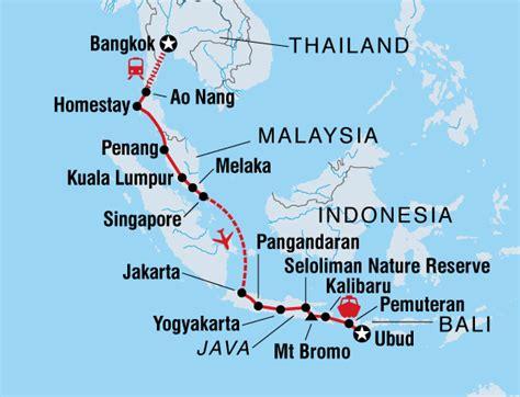bangkok  bali peregrine travel centre