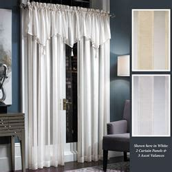 Sheer Window Treatments by Sheer Curtains Window Treatments Touch Of Class
