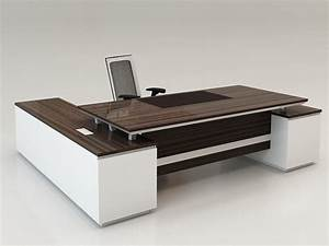 Executive Office Desks Modern - Thediapercake Home Trend