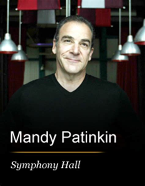 We did not find results for: The Phoenix Symphony   Mandy Patinkin