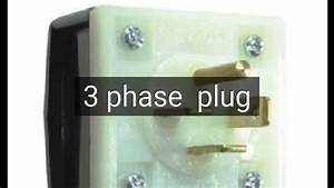 3 Phase Plug Wiring