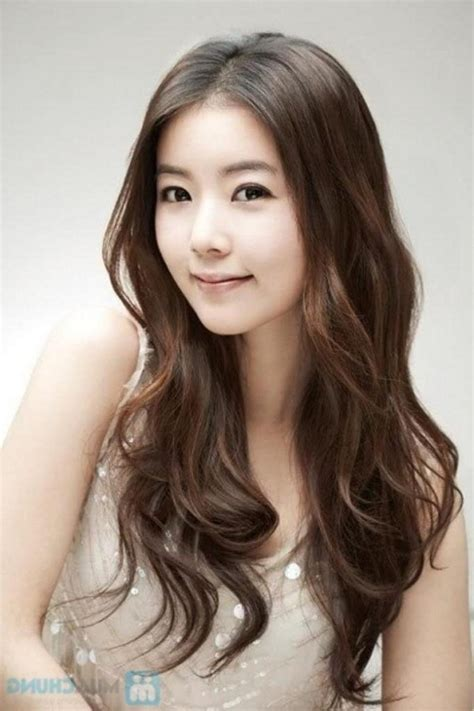15 inspirations of korean cute girls latest hairstyles