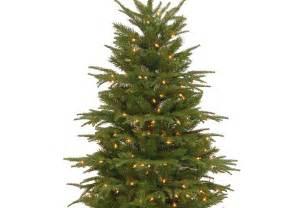 7ft pre lit northern frasier fir feel real artificial christmas tree hayes garden world