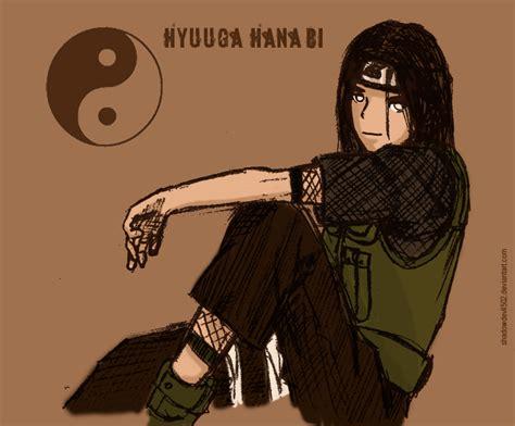 Hyuuga Hanabi Colored By Shadowdevil502 On Deviantart