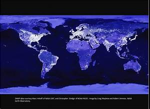 NASA Earth Night Sky - Pics about space