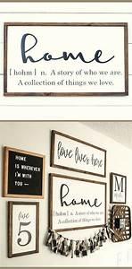 Best 25+ Wall sayings decor ideas on Pinterest