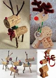 Pinterest Deco Noel Recup : faire des personnages de no l avec de la r cup ~ Zukunftsfamilie.com Idées de Décoration