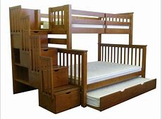 Best Bunk Beds With Stairs Safe For Children and