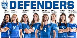 """U.S. Soccer WNT on Twitter: """"#USWNT defenders have allowed ..."""
