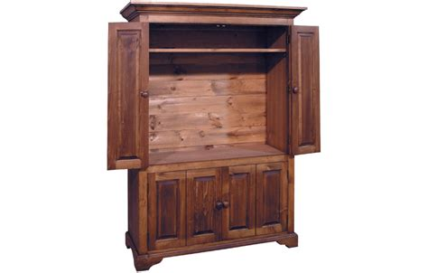 Armoire For Tv With Doors by Country Flat Screen Tv Armoire Country
