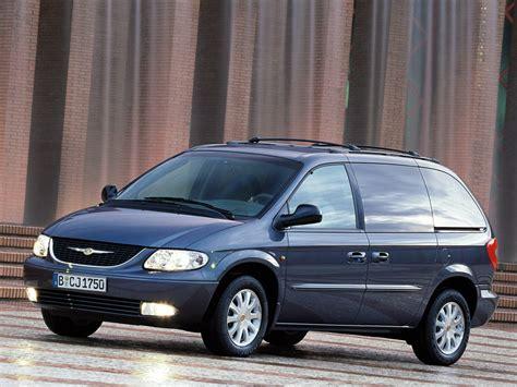 Chrysler Voyager 2000 by Chrysler Voyager 2000 2001 2002 2003 2004 минивэн 4