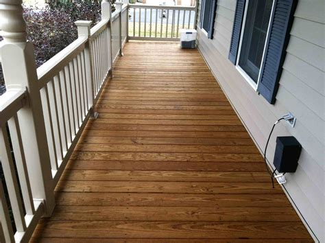 Ready Seal Deck Stain by J M Pressure Washing Virginia Va 23454 Angies