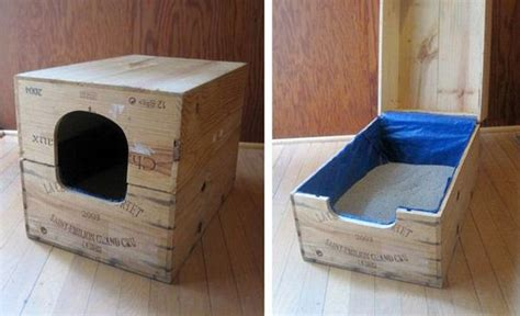 Awesome Diy Solutions To Hide Your Pet's Litter Box