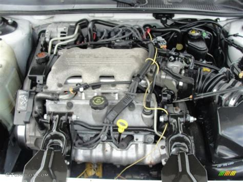 98 Chevy Lumina Engine Diagram by 1998 Chevrolet Lumina Standard Lumina Model 3 1 Liter Ohv