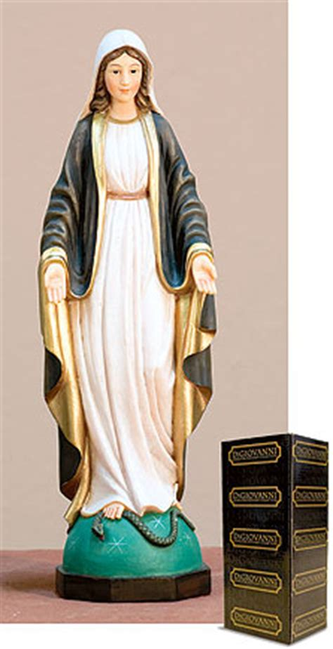 Le Lade Di Sale by 12 Quot Our Of Grace Statue Digiovanni Catholic Statues