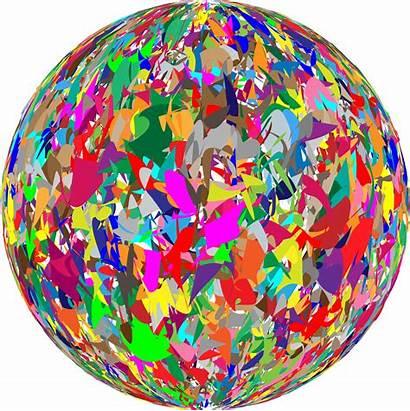 Sphere Modern Clipart Log