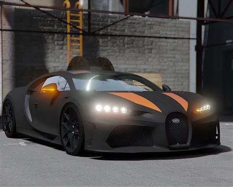 2017 bugatti chiron tire sizes. 2021 Bugatti Chiron Super Sport 300+ Add-On 1.1 - GTA5mod.net