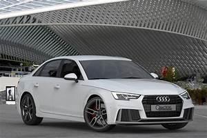 Audi S4 B9 : caractere side skirts fits audi a4 s4 b9 bk motorsport ~ Jslefanu.com Haus und Dekorationen