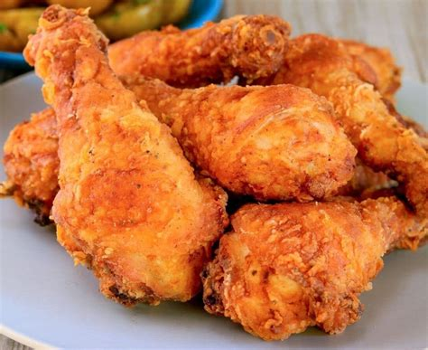 chicken air drumsticks fried fryer recipe easy recipes crispy drumstick legs fry enjoy airfryer