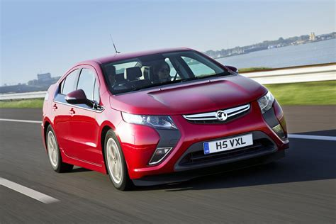 Vauxhall Ampera electric car now on sale | Carbuyer