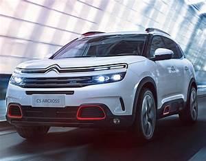 Nouvelle Citroen C5 : citroen c5 aircross new suv revealed at shanghai motor show 2017 cars life style ~ Gottalentnigeria.com Avis de Voitures