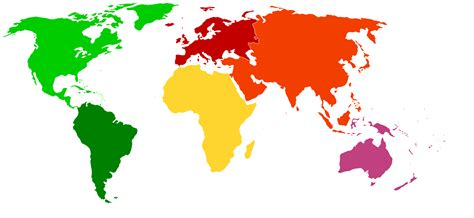 world  colors world map outline color world map