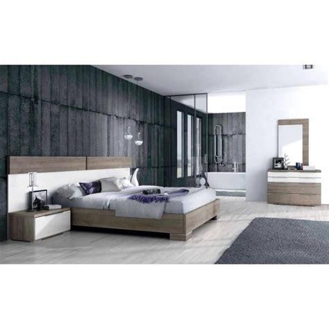 vente chambre chambre à coucher contemporaine 160 x 190 cm achat vente