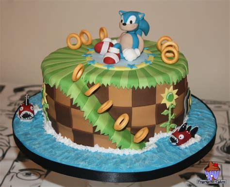 sonic cake cake  heartache cakes cakesdecor