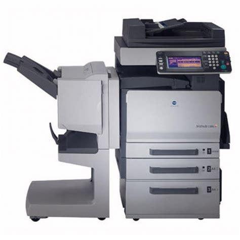 Die bizhub c227 bietet premiumqualität zu einem attraktiven preis. Download Printer Driver Konicaminolta Bizhub C364E / Konica Minolta Bizhub C227 Colour Copier ...