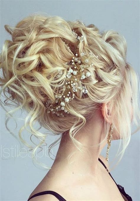 Updo Hairstyle For Hair by 75 Chic Wedding Hair Updos For Brides Wedding