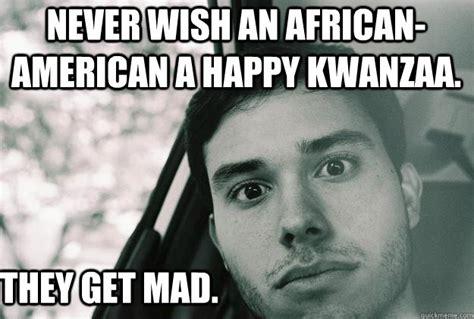 african american  happy kwanzaa