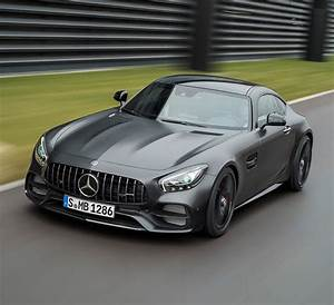 Mercedes-AMG GT C: More sports cars on 50th anniversary.