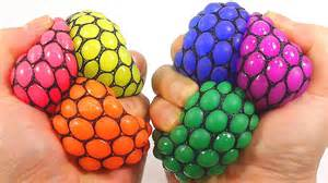 diy change colors squishy stress how to make 39 slime balloons 39 learn colors slime