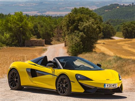 Mclaren 570s Photo by Mclaren 570s Spider Picture 179857 Mclaren Photo