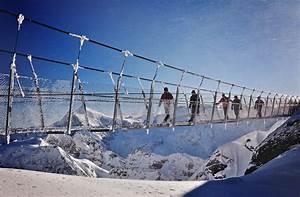 Titlis Cliff Walk | The highest pedestrian suspension ...