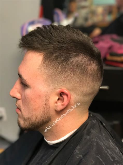 Mens Bald Fade Haircut Using Andis Master Clippers Wahl
