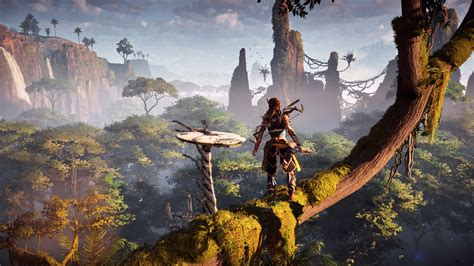 horizon  dawn  game  resolution hd
