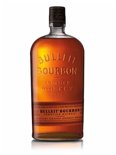 Bourbon Bulleit Whisky Whiskey 750ml Frontier Ml