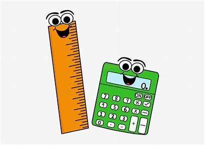 Clipart Calculator Mathematics Math Ruler Transparent Pngio