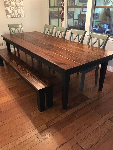 farmhouse table   farmhouse dining room table